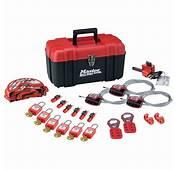 MASTERLOCK Electrical &amp Mechanical Lockout Kit