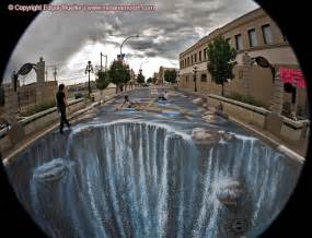 paint 3d insane 3d paintings on the street by edgar muller