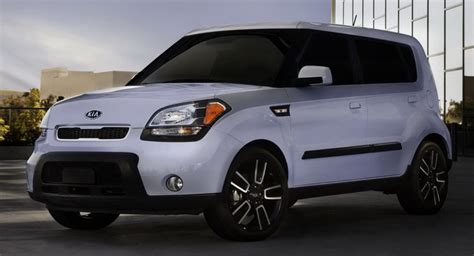 Limited Edition Kia Soul Kia Launches Limited Edition Ghost Soul Photos
