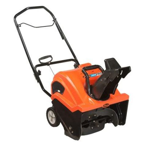 ariens path pro ss21e 21 in 136 cc single stage electric