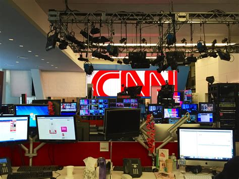 cnn news room student spotlight series school of the arts communication