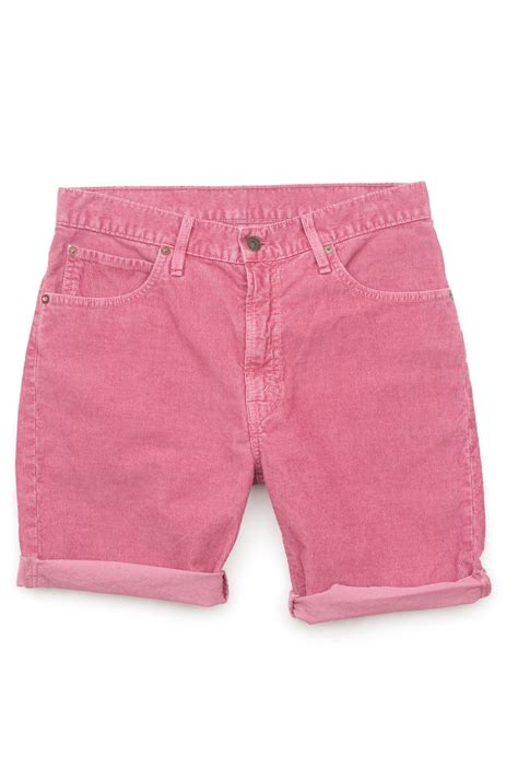 Levi S Gift Card Online - levi s for opening ceremony 505 unisex short cord fuschia women staff picks