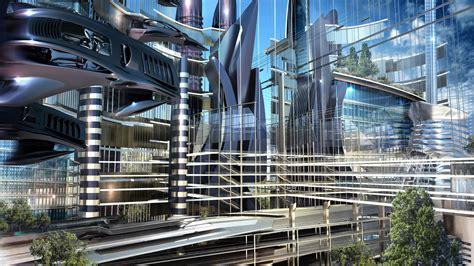futuristic architecture mirror s edge