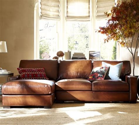Pottery Barn Leather Couches by Pottery Barn Leather Furniture Sale Save 15 On Leather