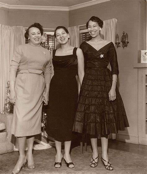african american women intheir40s culturesoul society ladies 1950s african american women