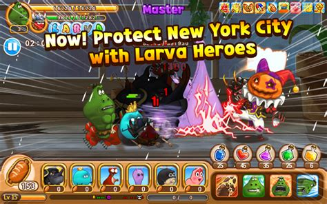 download mod game larva larva heroes lavengers android apps on google play