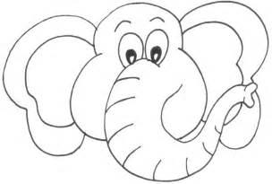 elephant mask template elephant mask template www imgkid the image kid