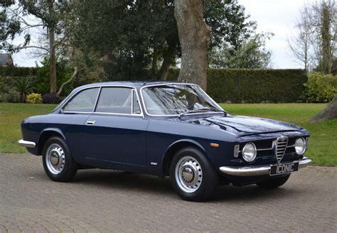 1969 alfa romeo giulia gt 1300 junior coupe sold
