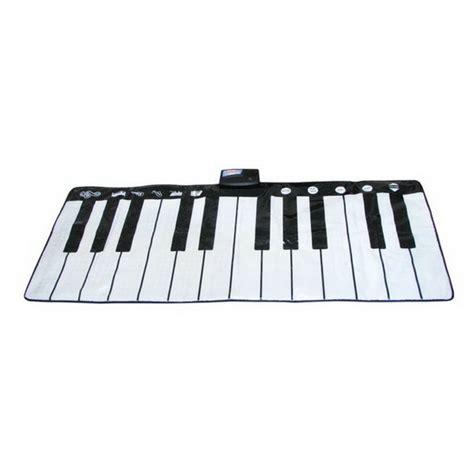 piano play mat big w black and white keyboard playmat piano mat