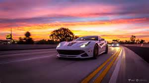 Image result for pics ferraris on the road