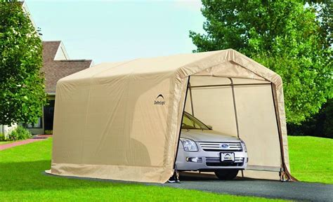 Portable Garage Shelter by Canopy Carport Tent Garage Portable Outdoor Shelter Auto