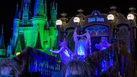 mickey's not so scary halloween party   walt disney world