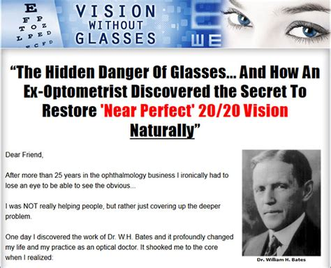 how to get better vision fast vision without glasses by duke peterson review
