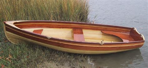 clc boats cedar strips the lawton tender newfound woodworks inc bristol new
