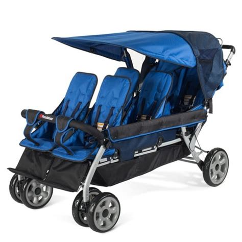 lx 6 seater stroller from early years resources uk