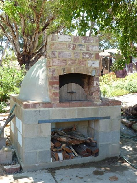 build brick oven backyard 10 best images about outdoor pizza oven on pinterest