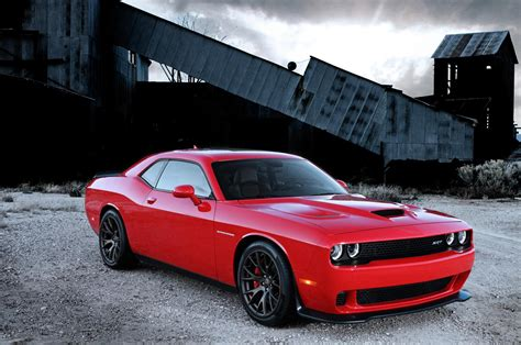 4 dodge challenger srt hellcat the
