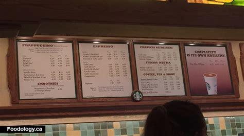 Searching for Starbucks at Disney California Adventure Park   Foodology