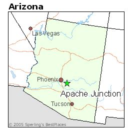 map of apache junction arizona best places to live in apache junction arizona