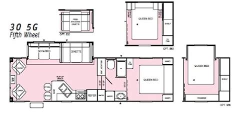 prowler 5th wheel floor plans prowler regal fifth wheel floor plans autos post