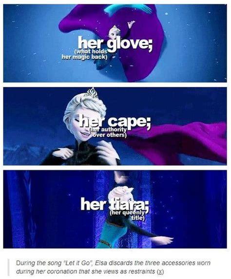 Frozen Let It Go Meme - frozen elsa let it go significance symbolism cape