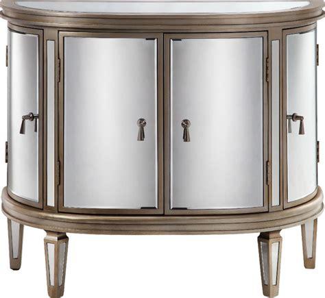regency 2 doors accent chest storage cabinet silver kingman 4 door accent cabinet transitional accent