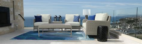 sunset patio furniture sunset west brentwood outdoor living