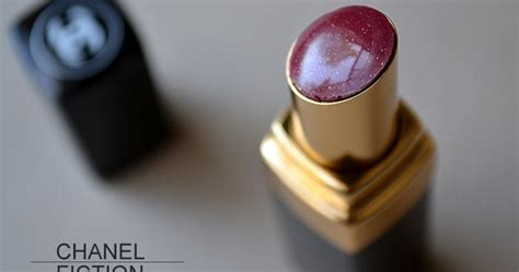 Chanel Lipstick Fiction weekend ramblings chanel coco shine lipstick fiction photos swatches review fotd