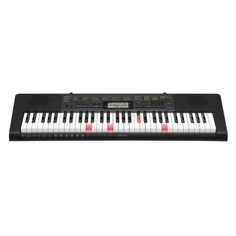 Keyboard Casio At3 casio lk 265 portable keyboard black at gear4music