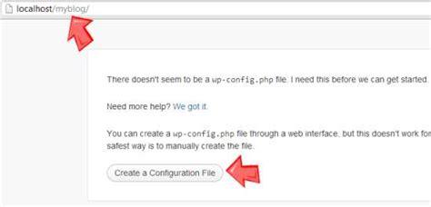 cara membuat blog offline dengan wordpress cara install wordpress di localhost komputer dengan xampp