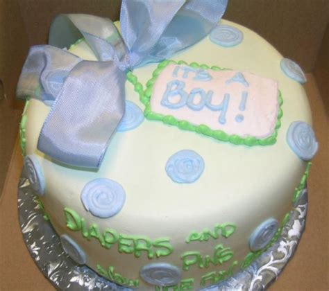 Cake Baby Shower Boy by Monkey Baby Shower Cakes