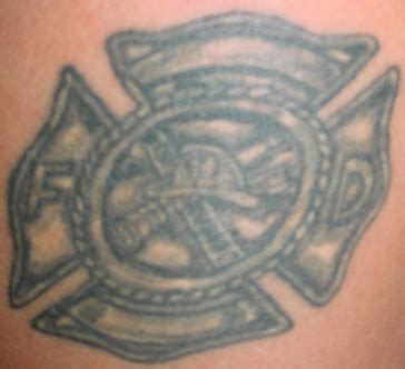 tattoo new york age strike the box fire fighter tattoos more