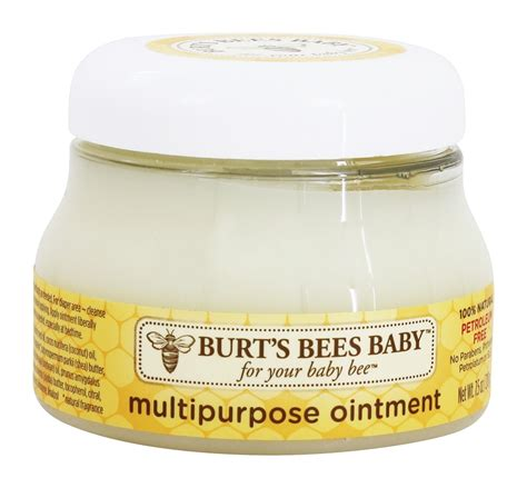 Burt S Bees Baby Multipurpose Ointment 210gr buy burt s bees baby bee multipurpose ointment 7 5 oz at luckyvitamin