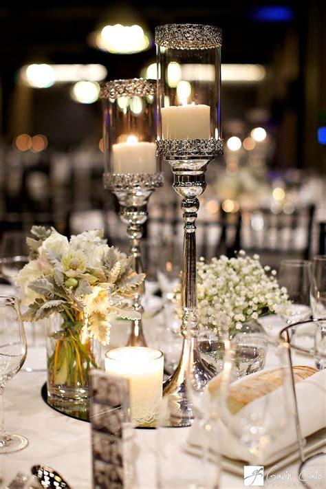silver wedding theme wedding flair