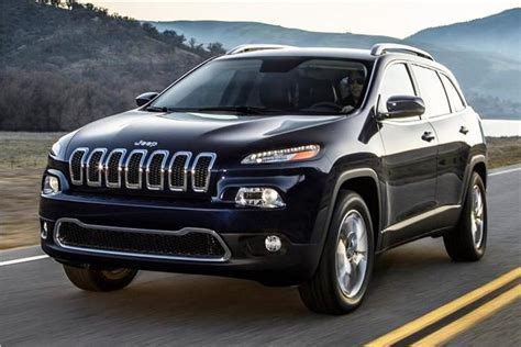 New Jeep Suv Chrysler Unveils Redesigned 2014 Jeep Suv