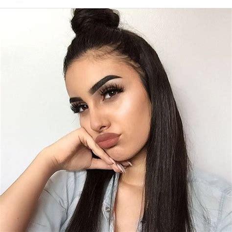 15 peinados de chica con los que necesitas una selfie