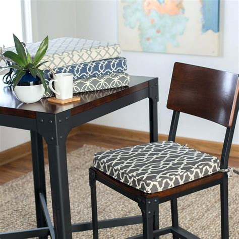 Dining Room Chair Pad Dining Chairs Chair Seat Cushions With Ties Pads With Dining Room Tie Back Chair Pads With