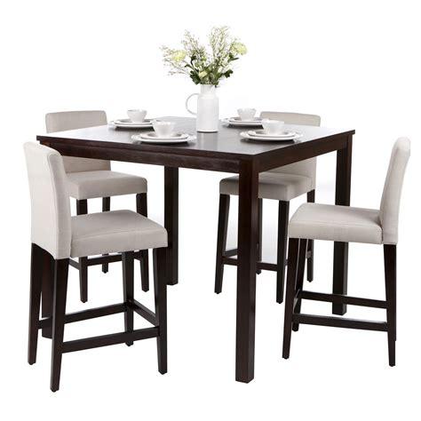 Table Haute Avec Chaise De Bar table de bar avec chaise