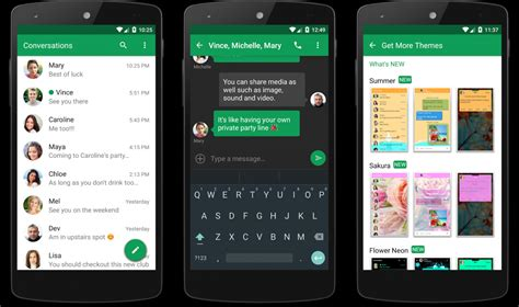 best messaging apps best text messaging apps for android