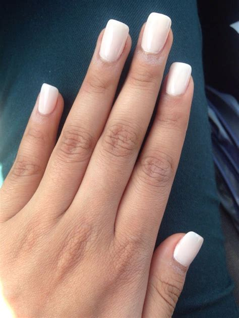 acrylic nails with a light opi nail color 22 yelp