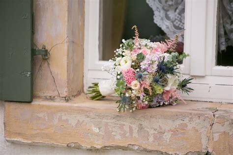 Vintage Hochzeitsschmuck by Hochzeit Blumen Rosenrot