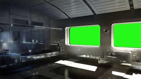 spaceship bedroom spaceship bedroom green screen with sound