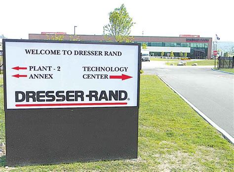 dresser rand to invest 9 6 million in olean plant news
