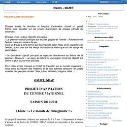 projets pearltrees