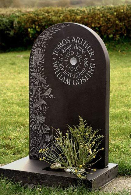 tombstone designs best 25 headstone ideas ideas on grave headstones funeral and tombstone pictures