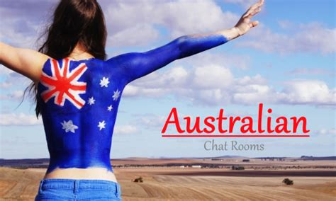 Live Chat Rooms International - australian chat room chat with