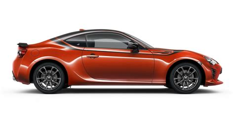 toyota germany limited run toyota gt86 tiger is exclusive to germany