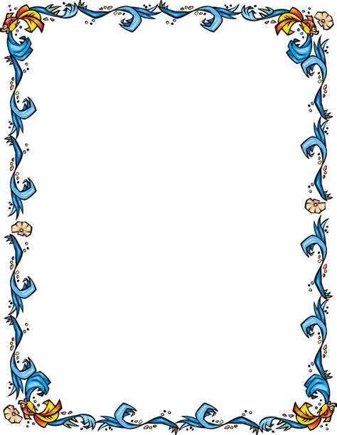 border clip free page border clip clipart best