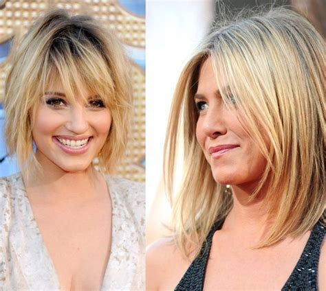 even hair cuts vs textured hair cuts textured vs layered hairstyles 27 pretty lob haircut