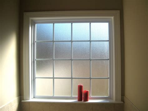 Bathroom Shower Windows Bathroom Window Treatments Casual Cottage